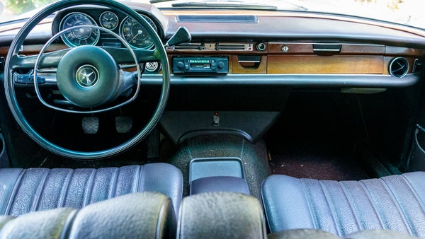 1972 Mercedes-Benz 280S LHD (W 108) For Sale (picture 27 of 140)