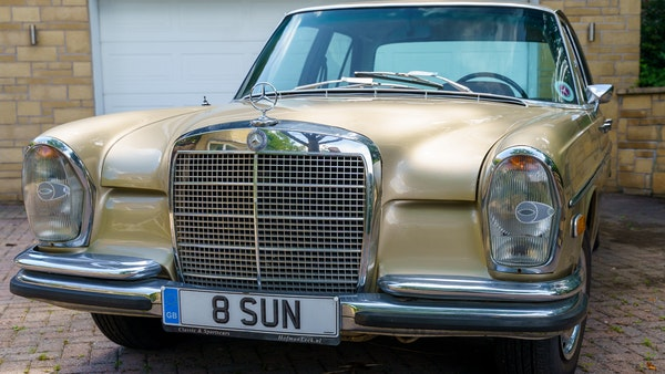 1972 Mercedes-Benz 280S LHD (W 108) For Sale (picture 17 of 140)