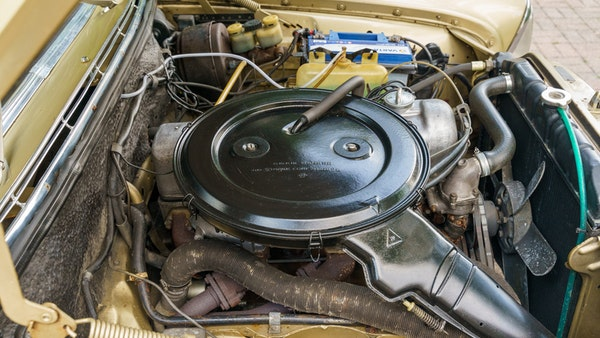 1972 Mercedes-Benz 280S LHD (W 108) For Sale (picture 132 of 140)