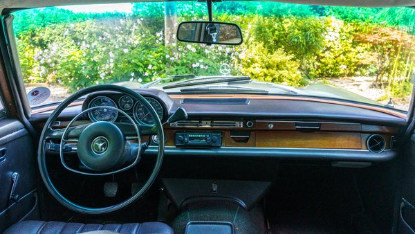 1972 Mercedes-Benz 280S LHD (W 108) For Sale (picture 30 of 140)