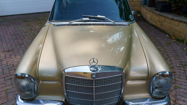 1972 Mercedes-Benz 280S LHD (W 108) For Sale (picture 120 of 140)