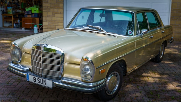 1972 Mercedes-Benz 280S LHD (W 108) For Sale (picture 1 of 140)