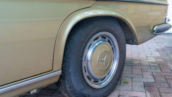 1972 Mercedes-Benz 280S LHD (W 108) For Sale (picture 113 of 140)