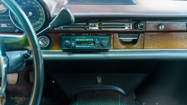 1972 Mercedes-Benz 280S LHD (W 108) For Sale (picture 48 of 140)