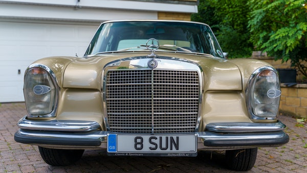 1972 Mercedes-Benz 280S LHD (W 108) For Sale (picture 6 of 140)