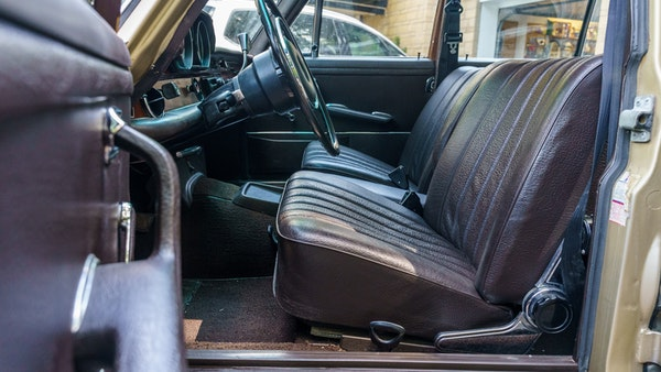 1972 Mercedes-Benz 280S LHD (W 108) For Sale (picture 55 of 140)