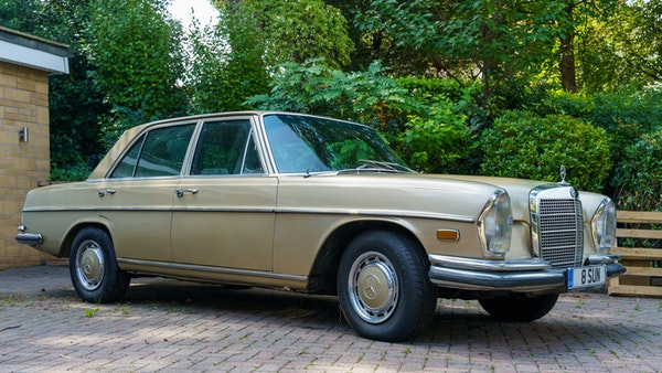 1972 Mercedes-Benz 280S LHD (W 108) For Sale (picture 9 of 140)