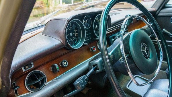 1972 Mercedes-Benz 280S LHD (W 108) For Sale (picture 43 of 140)