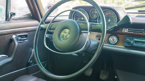 1972 Mercedes-Benz 280S LHD (W 108) For Sale (picture 47 of 140)
