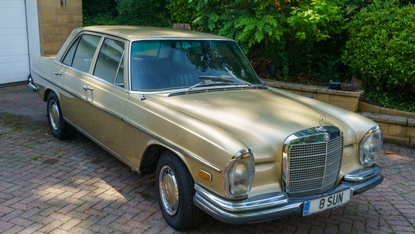 1972 Mercedes-Benz 280S LHD (W 108) For Sale (picture 20 of 140)