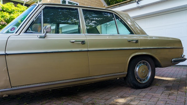 1972 Mercedes-Benz 280S LHD (W 108) For Sale (picture 85 of 140)