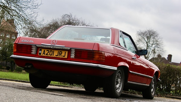 1983 Mercedes-Benz 280SL For Sale (picture 19 of 101)