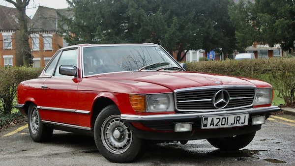 1983 Mercedes-Benz 280SL For Sale (picture 1 of 101)