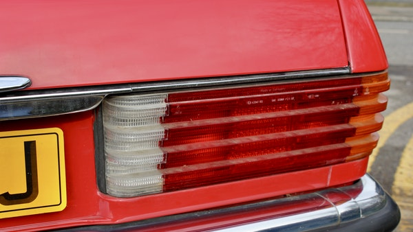 1983 Mercedes-Benz 280SL For Sale (picture 49 of 101)