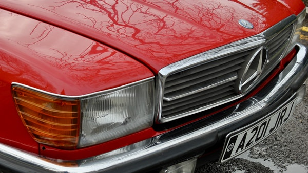 1983 Mercedes-Benz 280SL For Sale (picture 44 of 101)