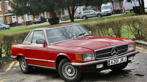1983 Mercedes-Benz 280SL For Sale (picture 9 of 101)