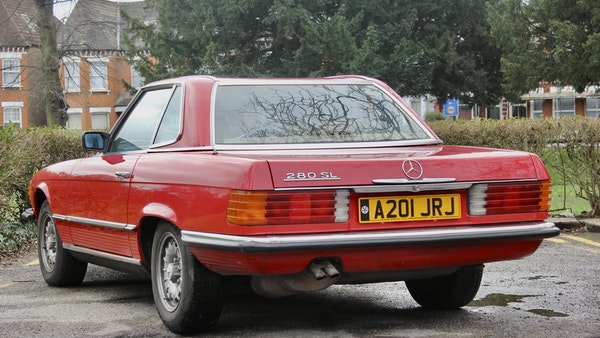 1983 Mercedes-Benz 280SL For Sale (picture 15 of 101)