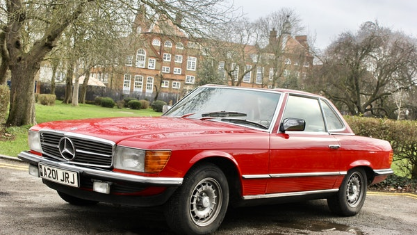 1983 Mercedes-Benz 280SL For Sale (picture 10 of 101)