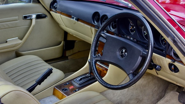 1983 Mercedes-Benz 280SL For Sale (picture 24 of 101)