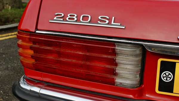 1983 Mercedes-Benz 280SL For Sale (picture 48 of 101)