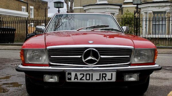 1983 Mercedes-Benz 280SL For Sale (picture 6 of 101)