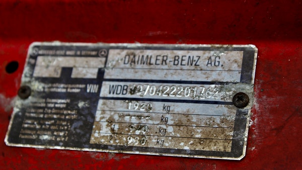 1983 Mercedes-Benz 280SL For Sale (picture 88 of 101)