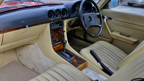 1983 Mercedes-Benz 280SL For Sale (picture 25 of 101)