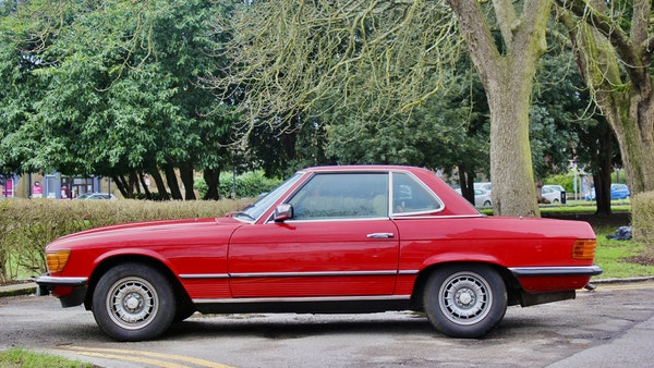 1983 Mercedes-Benz 280SL For Sale (picture 5 of 101)