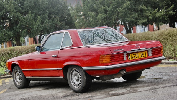 1983 Mercedes-Benz 280SL For Sale (picture 14 of 101)