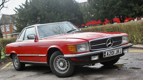 1983 Mercedes-Benz 280SL For Sale (picture 8 of 101)