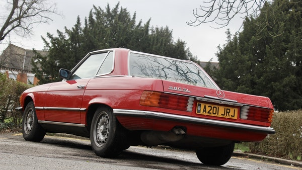 1983 Mercedes-Benz 280SL For Sale (picture 16 of 101)