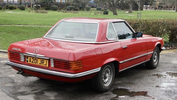 1983 Mercedes-Benz 280SL For Sale (picture 18 of 101)