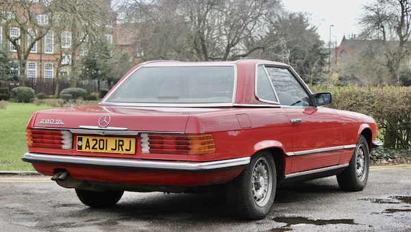 1983 Mercedes-Benz 280SL For Sale (picture 17 of 101)