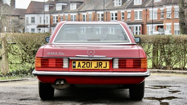 1983 Mercedes-Benz 280SL For Sale (picture 7 of 101)