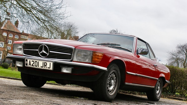 1983 Mercedes-Benz 280SL For Sale (picture 12 of 101)
