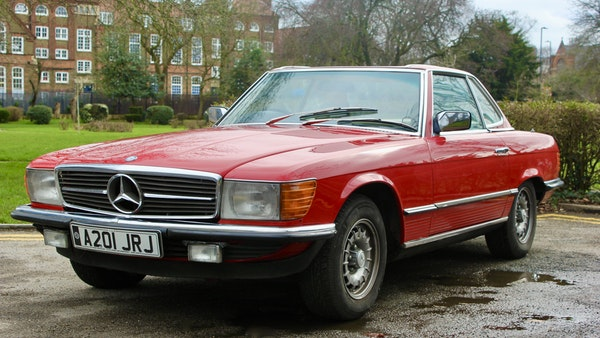 1983 Mercedes-Benz 280SL For Sale (picture 3 of 101)