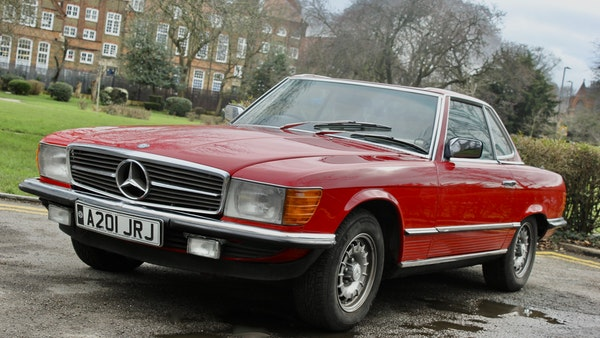 1983 Mercedes-Benz 280SL For Sale (picture 11 of 101)