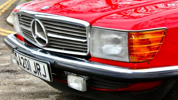 1983 Mercedes-Benz 280SL For Sale (picture 61 of 101)