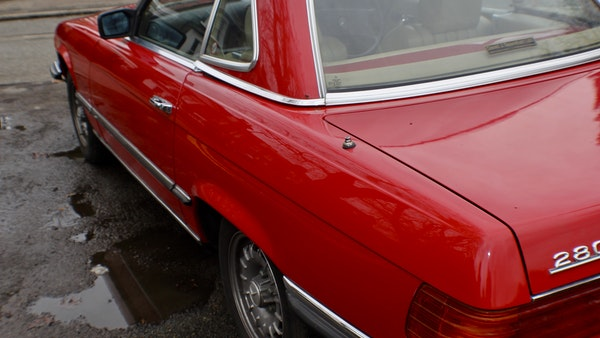 1983 Mercedes-Benz 280SL For Sale (picture 58 of 101)