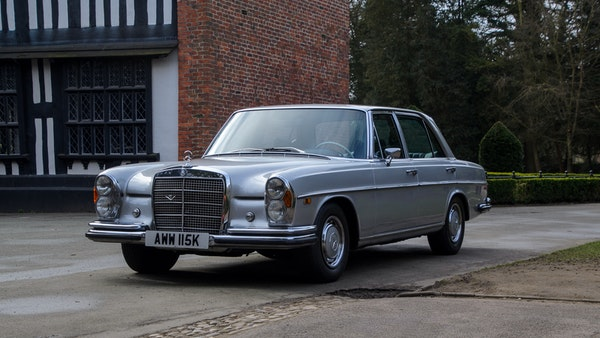 1972 Mercedes 300 SEL 3.5 For Sale (picture 10 of 101)