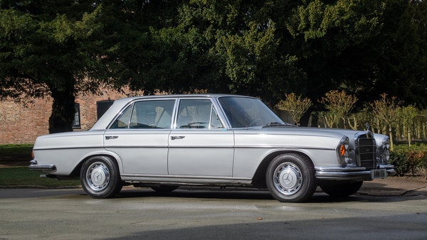 1972 Mercedes 300 SEL 3.5 For Sale (picture 3 of 101)