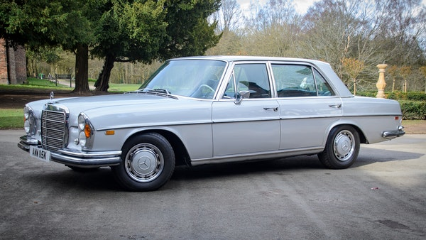 1972 Mercedes 300 SEL 3.5 For Sale (picture 18 of 101)