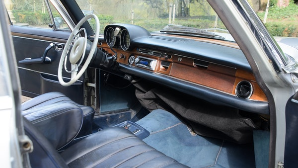 1972 Mercedes 300 SEL 3.5 For Sale (picture 28 of 101)