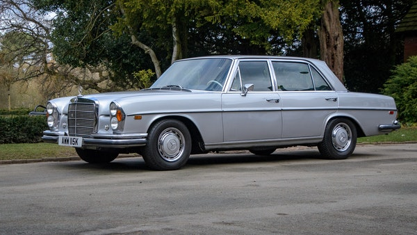1972 Mercedes 300 SEL 3.5 For Sale (picture 15 of 101)