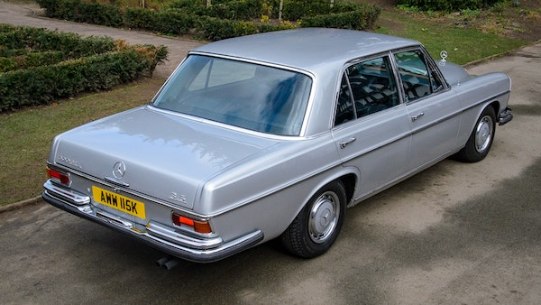 1972 Mercedes 300 SEL 3.5 For Sale (picture 12 of 101)