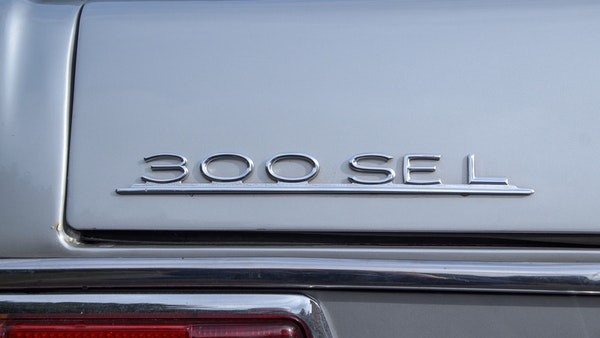 1972 Mercedes 300 SEL 3.5 For Sale (picture 60 of 101)
