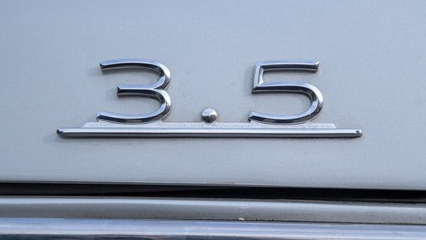 1972 Mercedes 300 SEL 3.5 For Sale (picture 59 of 101)