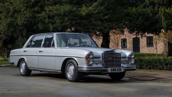 1972 Mercedes 300 SEL 3.5 For Sale (picture 9 of 101)