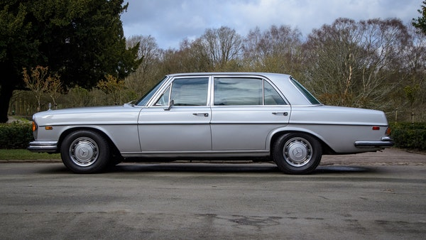 1972 Mercedes 300 SEL 3.5 For Sale (picture 14 of 101)