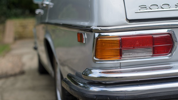 1972 Mercedes 300 SEL 3.5 For Sale (picture 66 of 101)